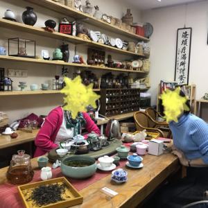 [お茶市場]日本語が話せる店主がいる潤歆堂@福丽特玩家收藏品市场