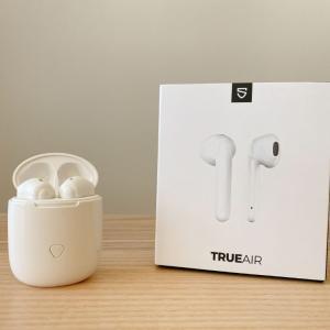 【SOUNDPEATS TrueAir レビュー】5000円以下で買えるaptX対応完全ワイヤレスイヤホン【QCC3020】
