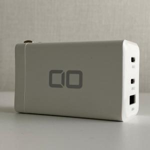 【LilNob CIO-G65W2C1A レビュー】最大65W出力!世界最小・最軽量のマルチポート充電器【USB Type-C×2&USB-A】