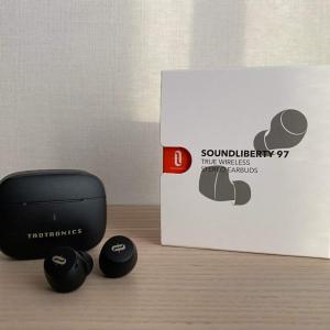 【TaoTronics SoundLiberty 97 レビュー】3000円台で買える最強スペック。IPX8&aptX対応イヤホン