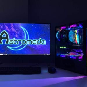 【マイニングベース】Astromeda SCUTUM ゲーミングPCレビュー