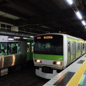 浜松町や品川で撮影E231系山手線ほか (2019年8月11日 東京旅もおしまい)