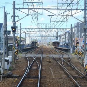 名鉄名古屋本線は「二ツ杁駅」を通過する特急列車 その1 (2019年9月ほか)