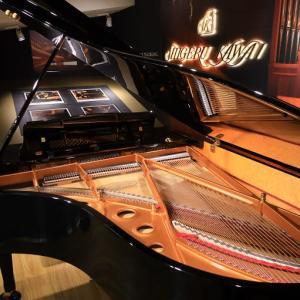 浜松駅新幹線コンコースに置かれているグランドピアノ(2020年1月25日 ブラ〇モリ 放送中)