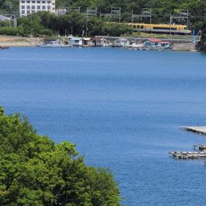 近鉄特急は賢島付近の光景(2013年5月  在庫でドン)