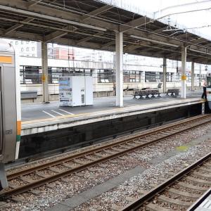 東海道本線は静岡駅 211系と313系 増結作業 (2020年7月 オマケは115系)
