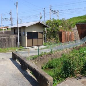 浜松市東区材木町 今も残る「まるがた通路」その1 (2020年5月ほか)