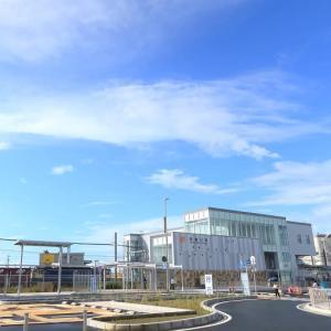 東海道本線天竜川駅 橋上駅舎使用開始から3周年 (駅前の風景)