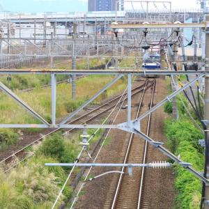 JR貨物 静岡貨物駅訪問記  (5073レ到着その1 2020年10月ほか)
