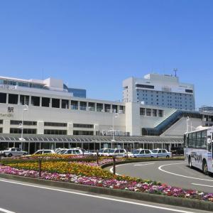 東海道本線、新幹線は静岡駅付近の今昔 その1 (空中写真あり)