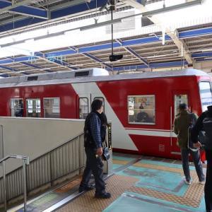遠州鉄道西鹿島線 春の乗車(2021年4月 新浜松-積志)