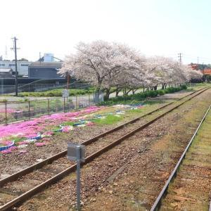 天竜浜名湖鉄道 春の車窓その6(2021年4月 いこいの広場-西掛川)
