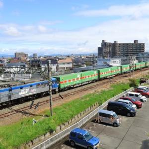 EF210 福山レールエクスプレス59レ (2021年4月 いつもの陸橋)