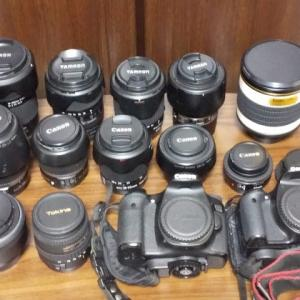 新しいカメラ欲しいなぁ…。