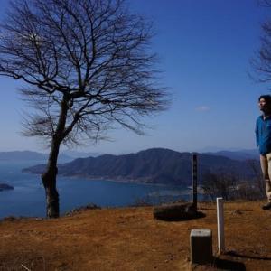 鳴滝山~鉢ヶ峰 黒滝山~白滝山 大久野島 レポUP