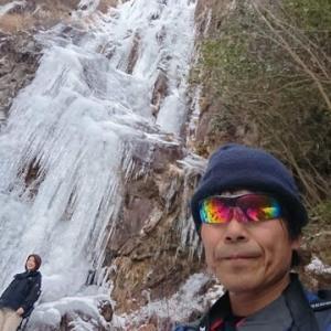 年始 氷瀑巡り