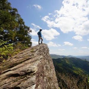 連休中の登山日記