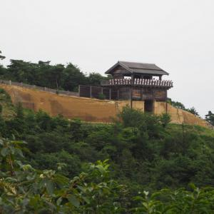 鬼ノ城 スケールの大きい古代山城