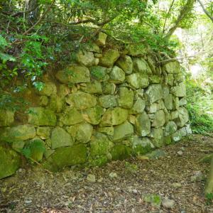 観音寺城 六角氏の本拠地となった石垣が残る山城