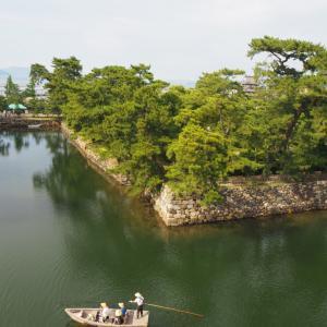 高松城 珍しい構造の海城