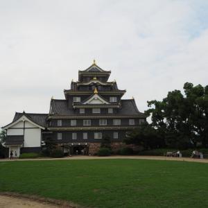 岡山城 日本三名園の後楽園とセットで楽しめる城