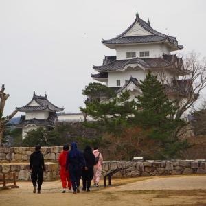 伊賀上野城 忍者と松尾芭蕉の故郷にある名城