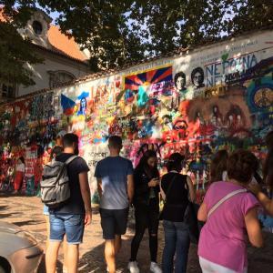 世界遺産の街、プラハ1日観光①