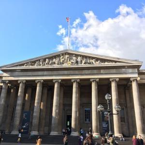 大英博物館が徒歩3分
