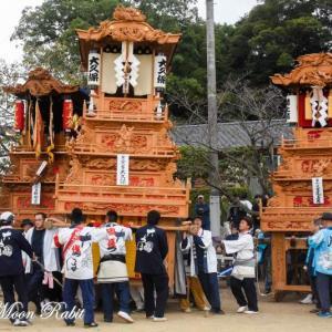 大久保だんじり(屋台) 本殿祭 石岡神社祭礼 西条祭り2019 愛媛県西条市