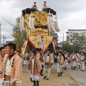 朔日市御輿 西条小学校創立150周年事業お祭り集会 愛媛県西条市