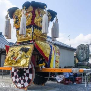 野々市御輿(みこし) 石岡神社祭礼 西条祭り2020 愛媛県西条市