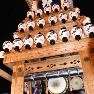 都町だんじり(屋台) その2 御旅所 伊曽乃神社祭礼 西条祭り2019 愛媛県西条市