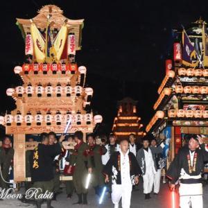 清水町だんじり(屋台) その1 楢本祭2019 西条祭り 愛媛県西条市