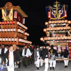 清水町だんじり(屋台) その2 楢本祭2019 西条祭り 愛媛県西条市