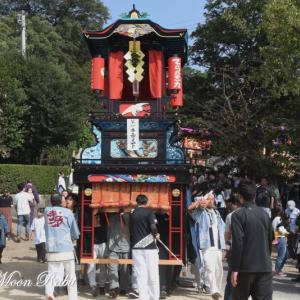 寺之下だんじり(屋台) その4 本殿祭 石岡神社祭礼 西条祭り2019 愛媛県西条市