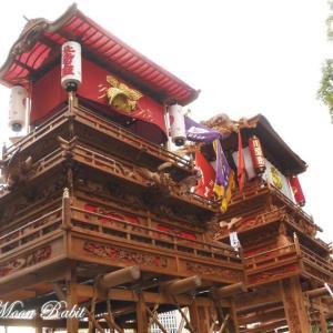川原町だんじり(屋台) 御殿前 その1 伊曽乃神社祭礼 西条祭り2019 愛媛県西条市