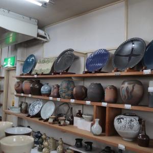 2020年6月 馬頭温泉から大洗へ (2) 益子焼、鷲子山上神社