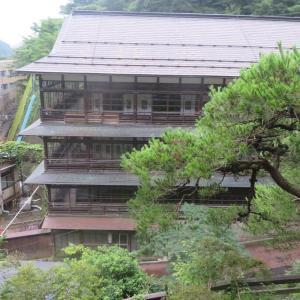 2020年7月 宮城・山形・福島旅行 (3) 時音の宿 湯主一條