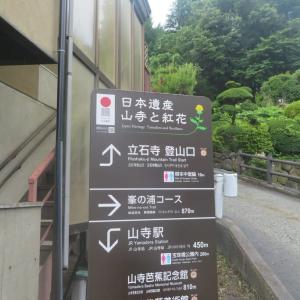 2020年7月 宮城・山形・福島旅行 (4) 立石寺