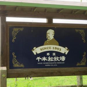 2021年9月-03 栃木旅行 千本町牧場、乙女の滝