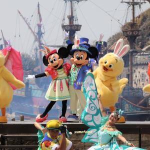 明日 6/13 から、東京ディズニーシー史上初の・・・