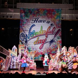 祝!東京ディズニーシー18周年 だけど騒がしい・・・
