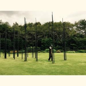 ヴァンジ彫刻庭園美術館 1