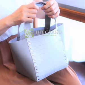 40代からの女性、主婦におススメの習い事!資格取得まで出来るワンランク上の手作りバッグ講座