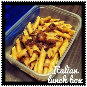 めんどうなお弁当づくりを簡単に!イタリア弁当のススメ