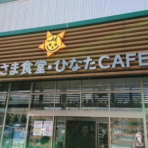 おひさま食堂に行ってみた件!!!