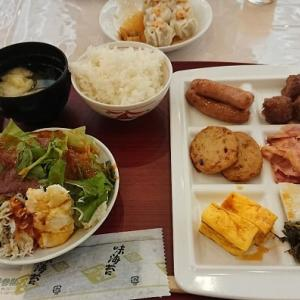 琴参閣の朝食へ行ってみた件!!!