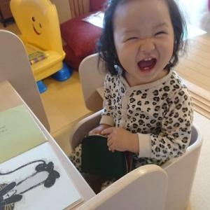 愛娘ちゃん用 HOPPL社製の机が到着した件!!! 【#HOPPL #幼児用机 #天然木製】