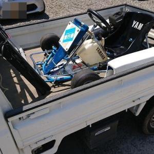 レーシングカートのオーバーホールを依頼してみた件!!! 【#レーシングカート #オーバーホール #瀬戸内海サーキット】