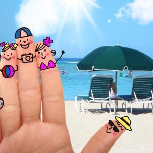 今日のひとこと:What are your plans for the summer vacation? 夏休みのご予定は?